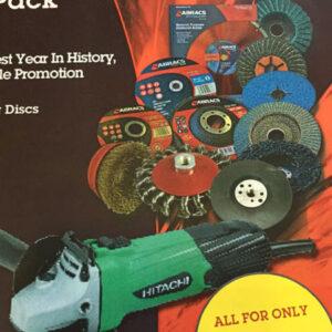 Multi-Pack Discs